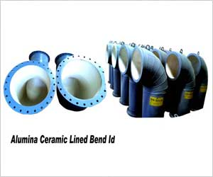 Alumina Ceramic Lined Coal Pipe Line Orifice