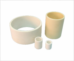 Alumina Ceramic Tile and Ring Manufacturing