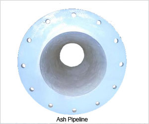 CBC in Ash Pipeline and Bends