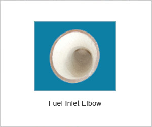 Mill Outlet Elbow and Fuel Inlet Elbow